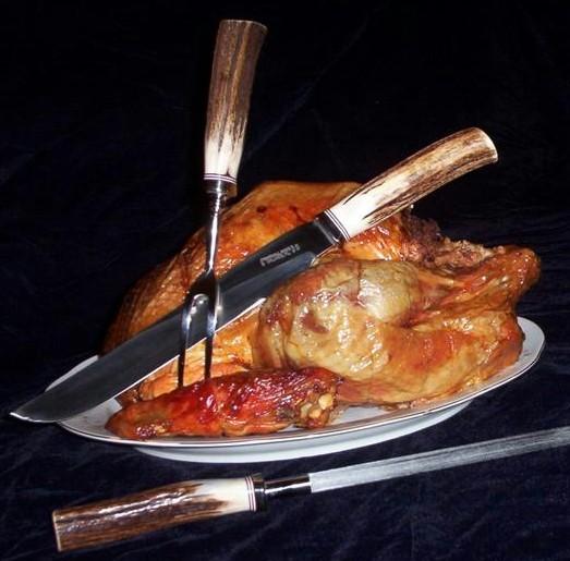 Turkey Carving Knife: Knife Of The Week Model 6!!!!!!